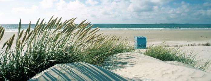 Strandhochzeit und Strandsegeln in Sankt Peter Ording